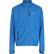 NEWLINE BASE RACE Dětská běžecká bunda 15215-016 Modrá XS
