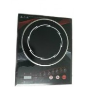 nNOVL OIC-607 Induction Cooktop(Black, Touch Panel)