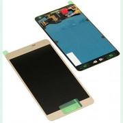 Дисплей + Tъч скрийн за Samsung A700F Galaxy A7 Златист