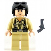 LEGO Indiana Jones Minifig German Soldier 1