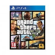 GAME PS4 igra GTA V GTAVPS4