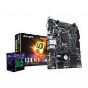 Micro Procesador Intel Core I5-8400 + Tarjeta Madre MSI H310M PRO-VH