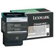 Lexmark TONER LASER LEXMARK C544X(1000P.)G NEGRO (6.000 P.)