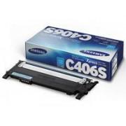Samsung Toner Samsung CLT-C406S/ELS 1k cyan
