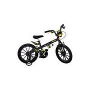 Bicicleta Infantil Batman Aro 16 - Brinquedos Bandeirante