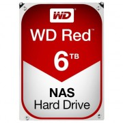 HDD WD Red 6TB, 5400rpm, 64MB cache, SATA III