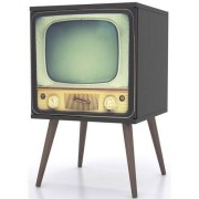 Sun Buffet Old TV 1 Porta Pes Palito 31933 Sun House