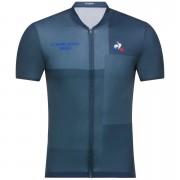 Le Coq Sportif Tour de France 2018 Le Grand Depart Jersey - Blue - M - Blue