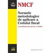 Normele metodologice de aplicare a Codului fiscal. Cu modificarile aduse prin H.G. nr. 284/2017. Editie actualizata la 12 iunie 2017/***
