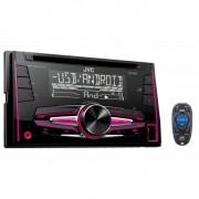 JVC KW-R520 Ricevitore multimediale per auto Nero 200 W