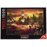 Perre Group Love Lifted Me Jigsaw Puzzle (1500-Piece)