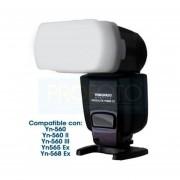 Difusor Para Flash Yongnuo Para 560, 568 Y 580EX