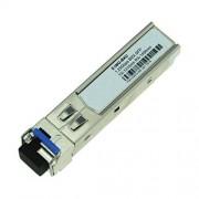 LODFIBER E1MG-BXU Brocade Transceptor Dom (Compatible con 1000BASE-BX-U BiDi SFP 1310nm-TX/1490nm-RX, 10 km, Compatible con Brocade)