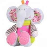 Бебешка плюшена играчка Слонче - 1192 Babyono, 9070104