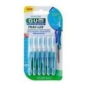 Sunstar Italiana Srl Gum Trav-Ler 1,6 Scovolino Promo 4 + 2 Pezzi