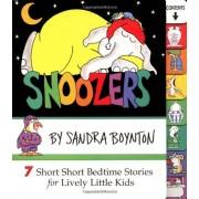 Little Simon Snoozers: 7 Short Short Bedtime Stories for Lively Little Kids