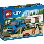LEGO City: Van and Caravan (60117)