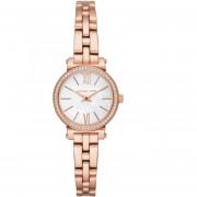 Reloj Michael Kors Petite Sofie MK3834- Dorado-rosa