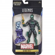 Hasbro Figura Genis-Vell Serie Marvel Legends Capitana Marvel (15 cm) - Hasbro