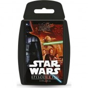 Jocul Top Trumps Star Wars I-III (208510)
