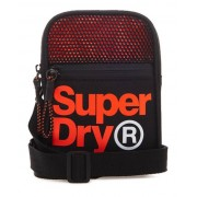 Superdry Lineman Sport Pouch Black