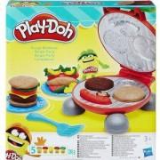 Kомплект Плей До - Бургер Барбекю - Hasbro, 033055