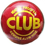 Port Club Red Cricket Ball