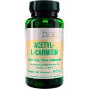 bios Naturprodukte Acetyl-L-Carnitin 500 mg - 100 Kapseln