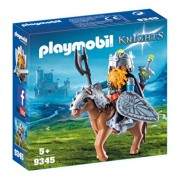Playmobil Knights, Luptator pitic cu ponei