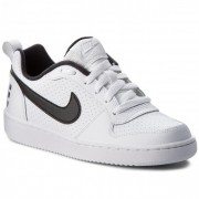 Pantofi sport copii Nike Court Borough Low (GS) 839985-101