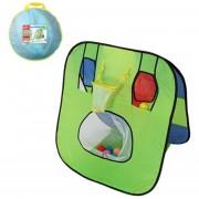 Carpa De Juegos Al Aire Libre 360DSC - Verde
