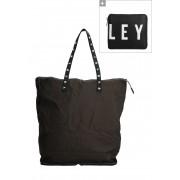 Sisley Shopper, B45 x H40 x T14 cm schwarz