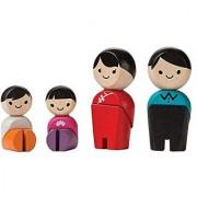 Plan Toys: Family (Asian)