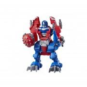 Transformers Playskool Knight Watch Optimus Prime