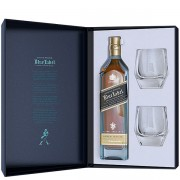 Johnnie Walker Blue Label Gift Set 0.7L