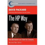 David Packard - The HP Way: How Bill Hewlett and I Built Our Company (Collins Business Essentials) - Preis vom 05.04.2020 05:00:47 h