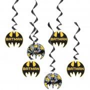 Batman 6x Batman thema rotorspiralen versiering