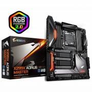 MB, GIGABYTE AORUS X299X MASTER RGB Fusion /Intel X299/ DDR4/ LGA2066