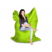 CrazyShop sedací vak XXXL, neonově zelená