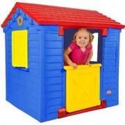 Детска пластмасова къщичка за игра - Моята първа къща - Little Tikes, 320154