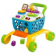 Bright Starts Bright Starts Giggling Gourmet 4-in-1 Shop 'n Cook Walker Multi