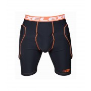 Exel S100 Protection Short Black/Orange SR S