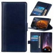 Bolsa Tipo Carteira Premium para Samsung Galaxy A10 - Azul