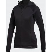 Adidas Terrex Women Stockhor Hooded Jacket black 42