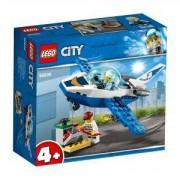 Конструктор Лего Сити Полиция в небето – реактивен патрул, LEGO City, 60206