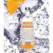 Vodka Absolut Mandrin 0.7L