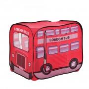Детска шатра за игра 80 x 100 x 70 cm,, London Bus