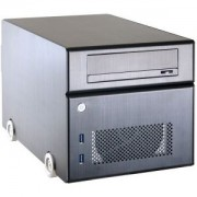 Carcasa Lian Li PC-Q15B Mini-ITX Cube Black