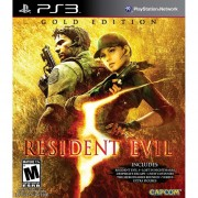 Resident Evil 5 Gold Edition Play Station 3