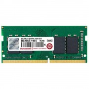 Notebook Memorijski modul Transcend JM2400HSH-4G 4 GB 1 x 4 GB DDR4-RAM 2400 MHz CL17